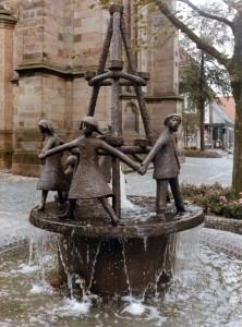 Lambertus-Brunnen Ochtrup