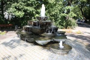 Brunnen am Kurt-Schumacher-Platz