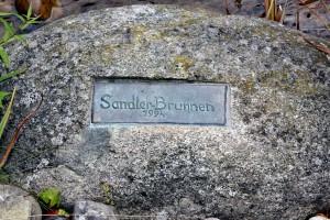 Brunnen Altenheim Schwarzenbach/Saale